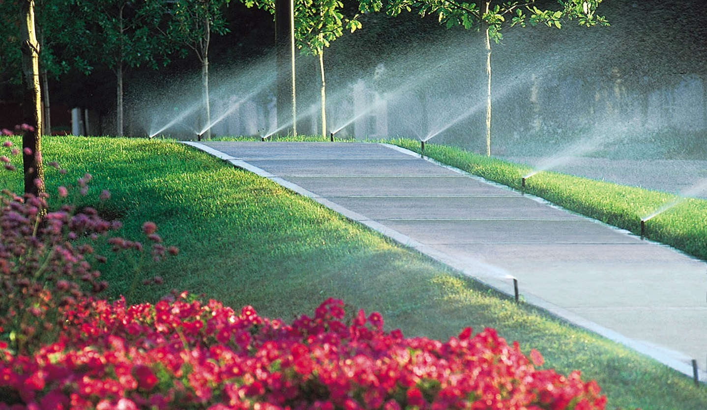 Commercial & Residential Irrigation